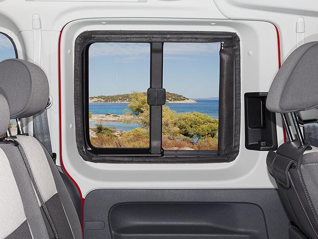 Brandrup Flyout Volkswagen Caddy