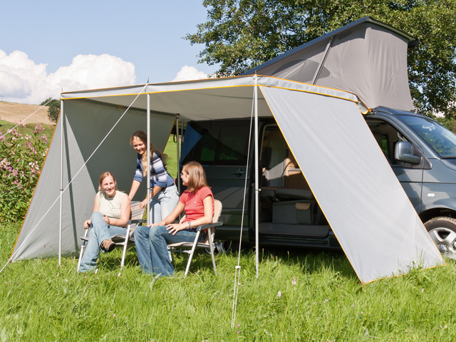 Scourie Camping Car