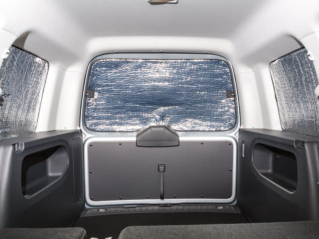 brandrup isolite inside volkswagen caddy. Black Bedroom Furniture Sets. Home Design Ideas