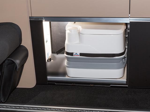 Brandrup Toilette