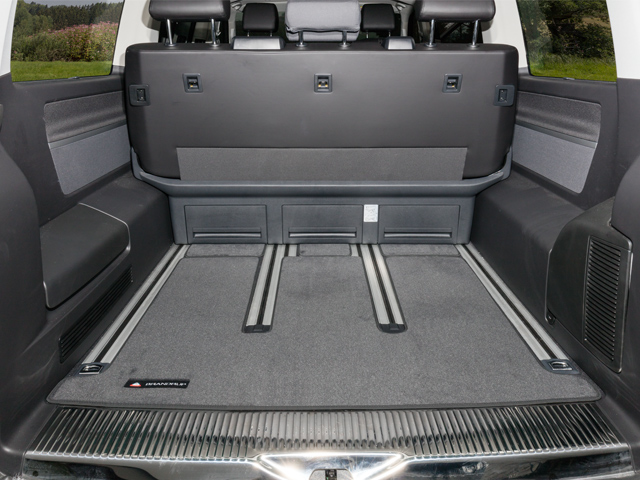 Brandrup Tapis En Velours T6 T5 Volkswagen