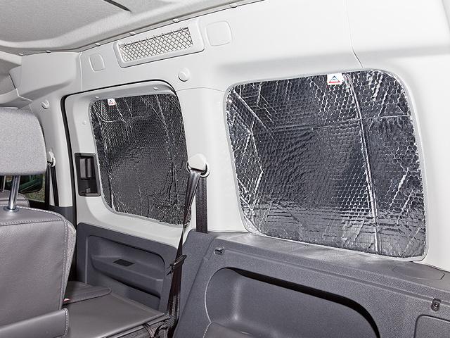 brandrup isolite inside volkswagen caddy. Black Bedroom Furniture Sets. Home Design Ideas