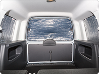 ISOLITE® Inside for the tailgate window VW Caddy 4.