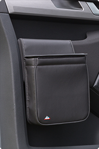 "MULTIBOX VW T6,  design ""Leather Titanium Black"""