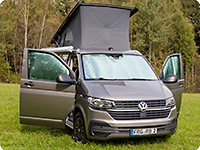 ISOLITE® Inside VW T6 Ocean
