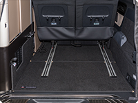 Carpet for boot Mercedes-Benz Marco Polo as from 2014