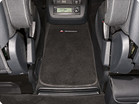 Velour carpet cabin Mercedes-Benz V Class Marco Polo & HORIZON & ACTIVITY (2014 –>)