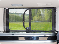 FLYOUT for sliding windows Mercedes-Benz V-Class Marco Polo (2014 ➞)