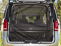 FLYOUT tailgate opening Mercedes-Benz V-Class MP HORIZON & ACTIVITY (2014 ➞)