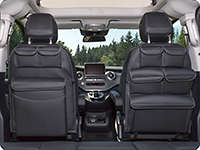 UTILITIES for cabin seats of Mercedes-Benz V-Class Marco Polo HORIZON