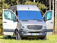 ISOLITE Outdoor Plus Extreme for Mercedes-Benz Sprinter (NCV3)