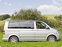 TOP-RAIL® VW T5