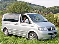 TOP-RAIL® VW T5 for high-tops (short wheel base)