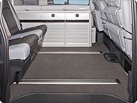 Velour carpet passenger compartment Mercedes-Benz Viano Marco Polo (2007–2013)