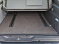 Carpet for boot Mercedes-Benz Viano Marco Polo