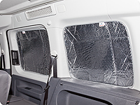 ISOLITE® Inside for the VW Caddy: window on the right side.