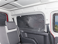 ISOLITE® Inside for the left side window