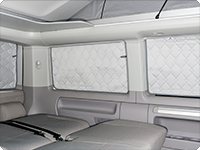 ISOLITE® Extreme for passenger windows, left, VW T5 as from 2010 (with complete lining)