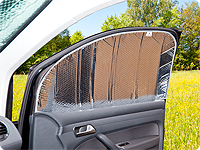 ISOLITE Inside is the absolute best insulation for driver's and passenger's window.