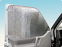 "ISOLITE® Inside VW T4: ""double glazing"" for driver´s and passenger´s windows"