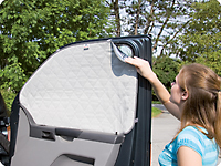 "ISOLITE® Extreme: ""double glazing"" for driver´s and passenger´s windows"